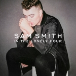 sam smith in the lonely hour album cover