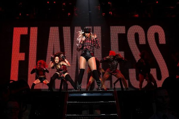 Beyonce-in-Glasgow-mirrorcouk