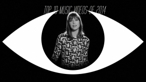 Top 10 Music Videos of 2014